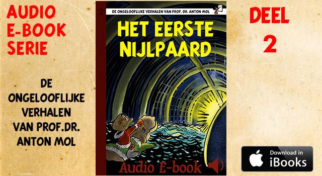 Audio E-book serie van Prof. Dr. Anton Mol