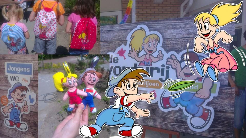 striptekenaars-mascottes