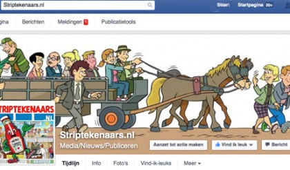 StriptekenaarNL-Facebook