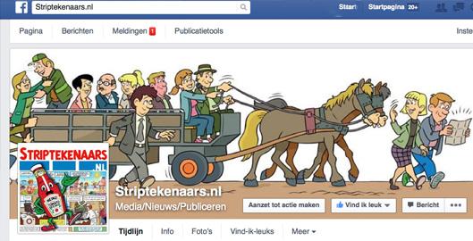 StriptekenaarNL-Facebook
